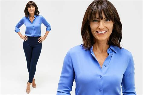 Davina McCall ahead of her 50th birthday: 'My skin is more