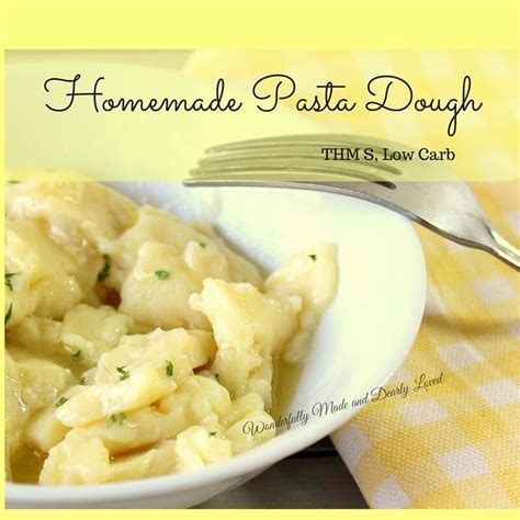Handmade Pasta Dough - pasta dough wonderfully made and dearly loved