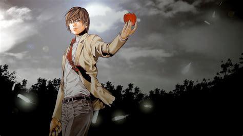 Light Yagami Apple Death Note Wallpaper #30647