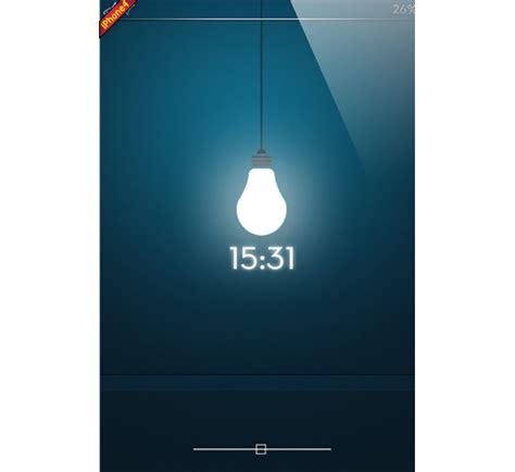 clock themes for iphone 4s free mustified free iphone 4s themes