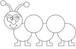 coloring pages for hungry caterpillar free coloring pages of hungry caterpillar 4