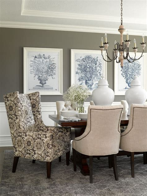 dining room pictures for walls neutral home interior ideas home bunch interior design ideas