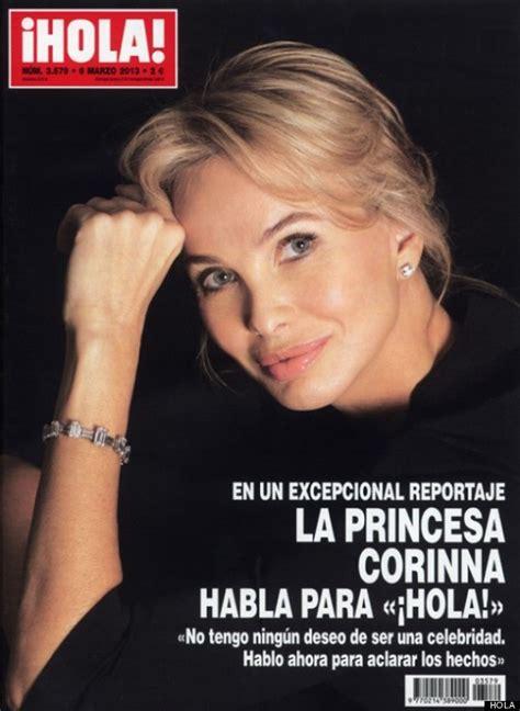 imagenes de hoy revista hola corinna zu sayn wittgenstein portada en hola para