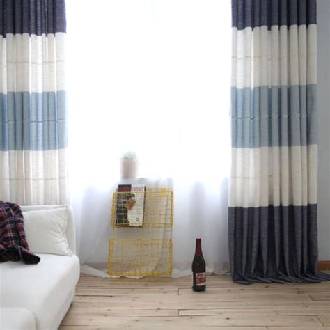 white and gray color block curtains white and gray print burlap contemporary color block
