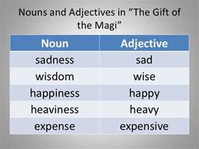 nouns and adjectives page 10
