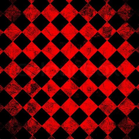 Home Floor Plans With Prices by Grunge Red Checkered Abstract Background Stock Photo