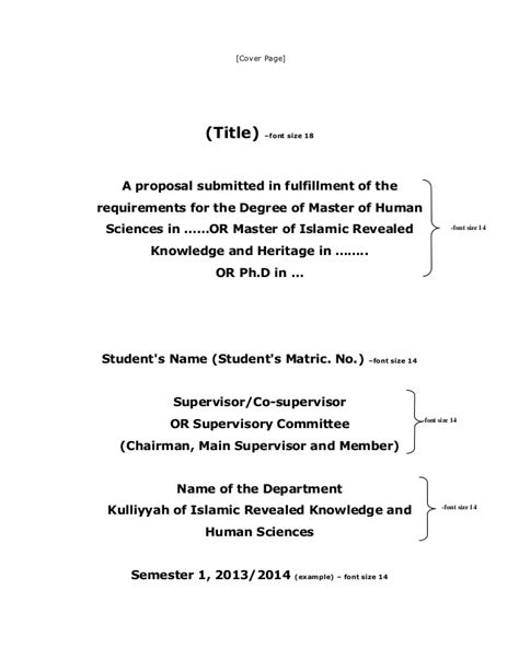 Mba Master Thesis Structure by New2 Thesis Dissertation Template