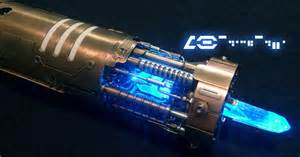 Can T Get Out Of Bed This Fan Made Lightsaber Looks Better Than The Real Ones