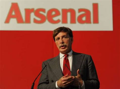 arsenal holdings plc premier league owners all you need to know about them
