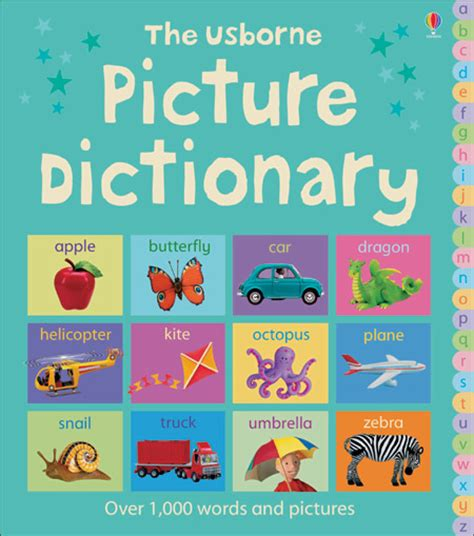 Picture Dictionary In At Usborne Children S Books
