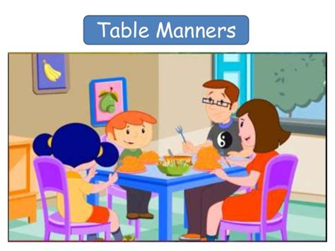 Table Manners by Table Manners