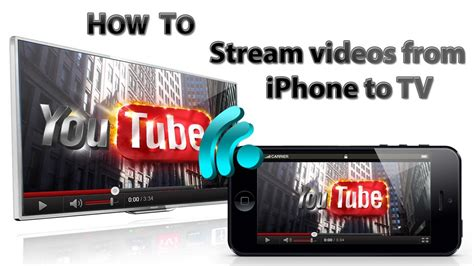 how to pair from iphone to tv wireless