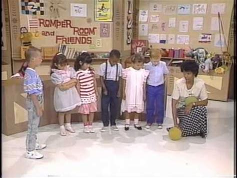 romper room theme song 1980 romper room opening theme and some of the show