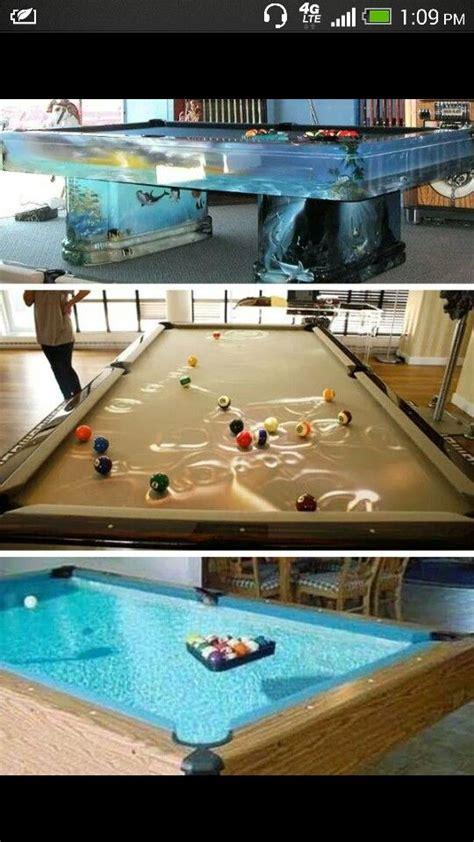 Fish Tank Pool Table by Pool Table Fish Tank Cool Fish Tanks