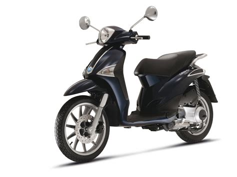 2009 piaggio liberty 150 scooter pictures