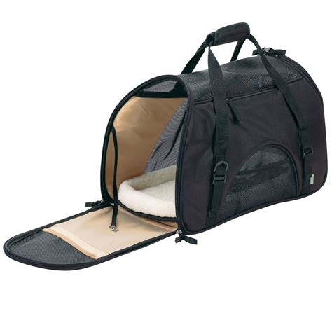 Carrier Comfort by Bergan Comfort Carrier Black Large