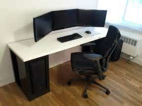 Gaming Desk Setup Ideas by Mashup 20 Of The Coolest Home Office Amp Workstation Setups
