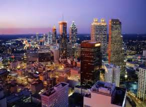 In Atlanta Atlanta Images Atlanta Ga Skyline Hd Wallpaper And