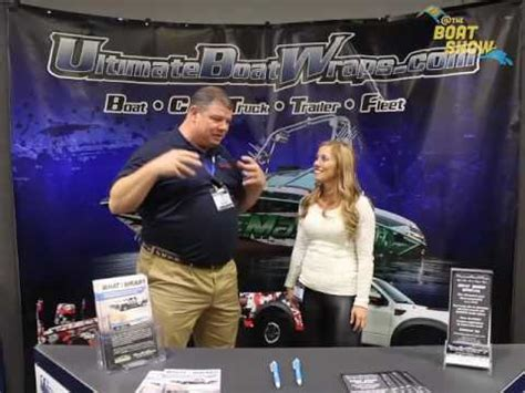 minneapolis boat show 2017 ultimate boat wraps at the 2017 minneapolis boat show