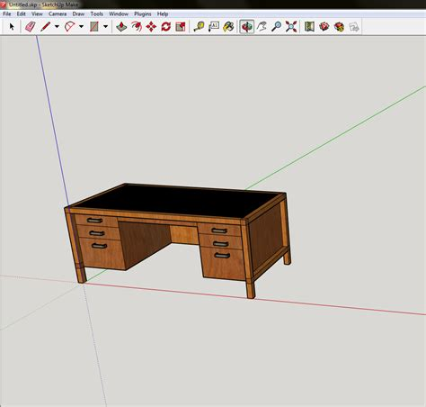 sketchup furniture plans sketchup guide for woodworkers sketchup tutorial