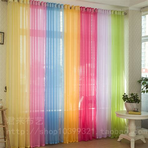 sheer curtains for living room windows tulle curtainas for