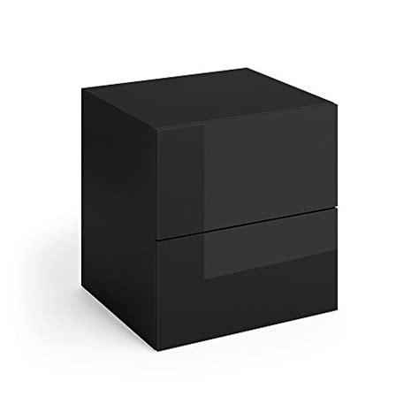 nachtschrank schwarz hochglanz garderoben vicco g 252 nstig kaufen bei m 246 bel