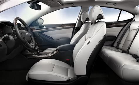 Kia Cadenza 2014 Interior by Automotivetimes 2014 Kia Cadenza Review