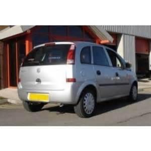 Vauxhall Towbar Vauxhall Meriva 2003 2010 Detachable Tow Bar