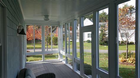 Building A Sunroom Sunroom Addition In Rochester Ma Care Free Sunrooms
