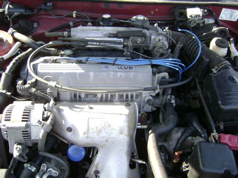 where is my filter 1994 toyota camry le toyota