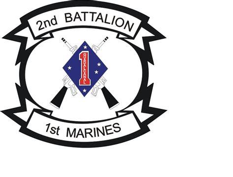 Marine Corps Unit Stickers