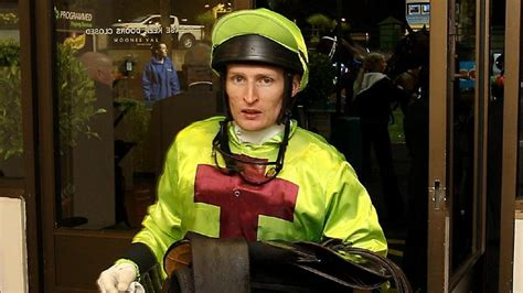 Fn Jump Mick jockey craig newitt fined 400 for kicking in the stomach after a trial at sandown