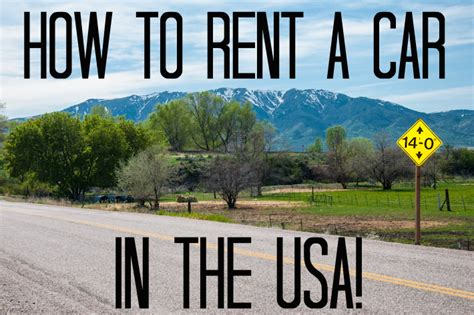 rent in usa demystifying car rentals in the us insurance additional