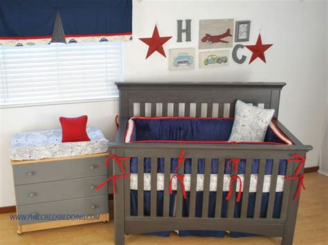 Transportation Crib Bedding Blue Crib Crib Bedding And Transportation Nursery On