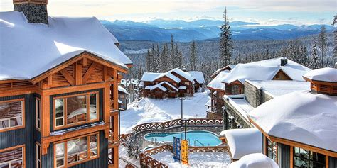big white hotel review big white ski resort kelowna air canada enroute