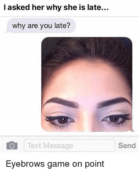 Eyebrows Internet Meme - 20 eyebrow memes that are totally on fleek sayingimages com