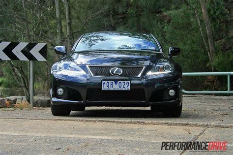 2012 Lexus Is F by 2012 Lexus Is F Front