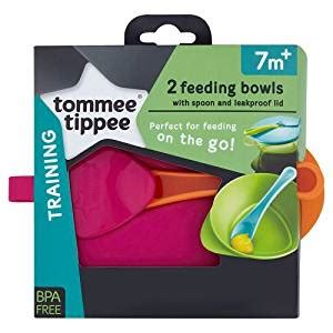 Tommee Tippee Explora Easy Scoop Feeding Bowl Best Product tommee tippee explora easy scoop feeding bowl lid and