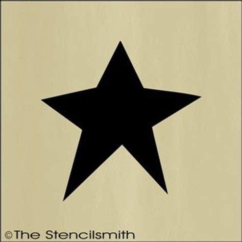 printable primitive star stencil primitive stars primitives and star stencil on pinterest