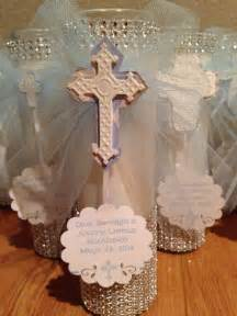 best 25 baptism centerpieces ideas on pinterest