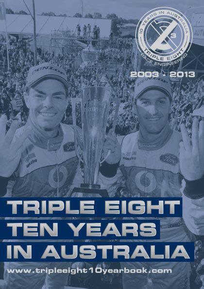 ten years  triple  book
