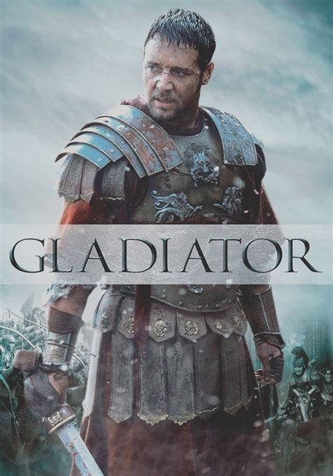 film gladiator which was released in 2000 the gladiator the director ridley scott wants to