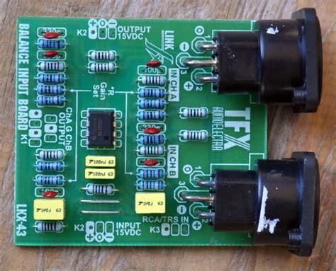 Speaker Rakitan pin power rakitan page 9 lifier mosfet on