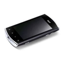 Bedienungsanleitung F 252 R Handys Acer Deutsche