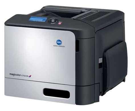 Printer Laser Warna Konica Minolta konica minolta magicolor 4750dn a4 colour laser printer