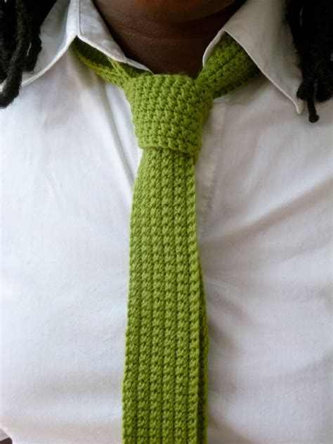 knitted tie pattern knitted ties diy knitting crocheting etc