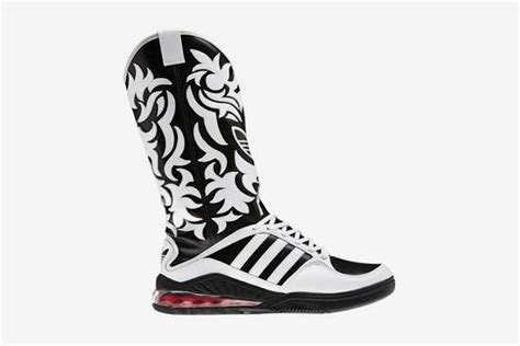 adidas releases cowboyboot sneaker hybrid shoe the
