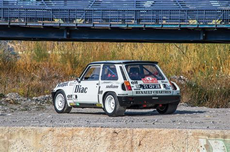 renault turbo rally rm monaco 2016 1982 renault 5 turbo group 4 rally car