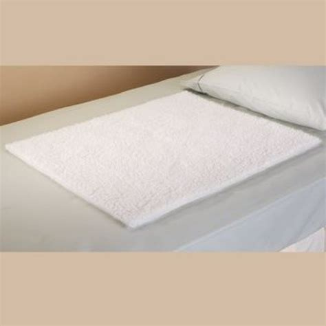 sheepskin bed pad patterson medical synthetic sheepskin bed pads