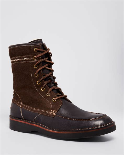 winter work boots varvatos usa leather winter work boots
